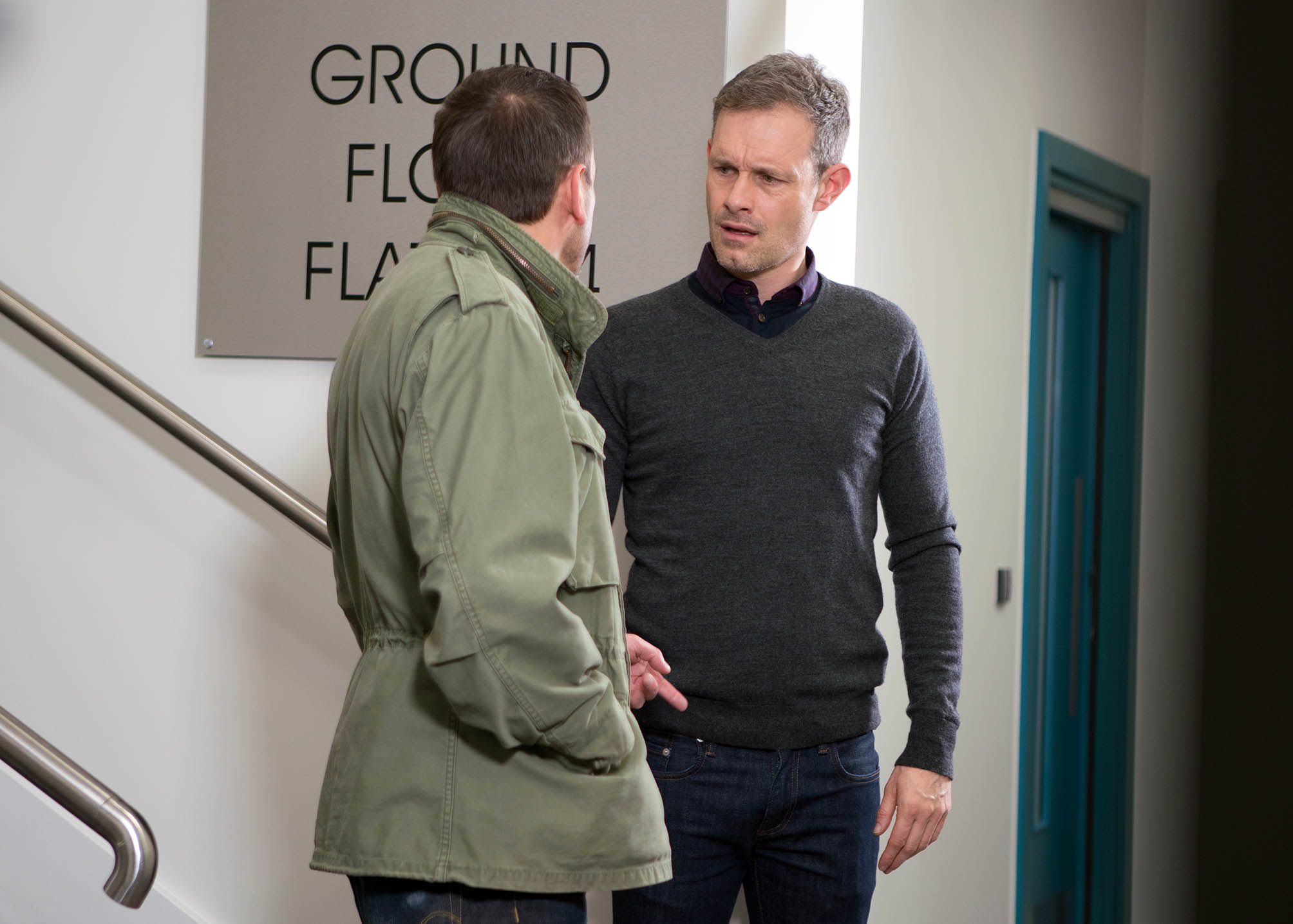 Ben Price Nick Tilsley