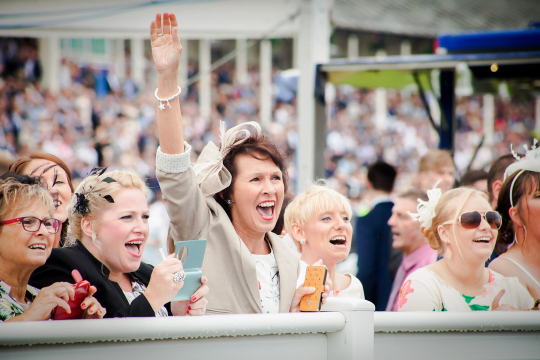 Newcastle Racecourse Ladies