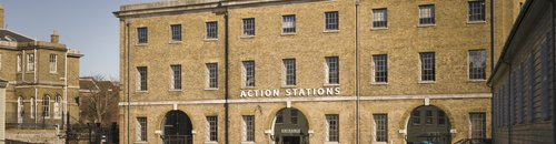Action Stations PH Dockyard