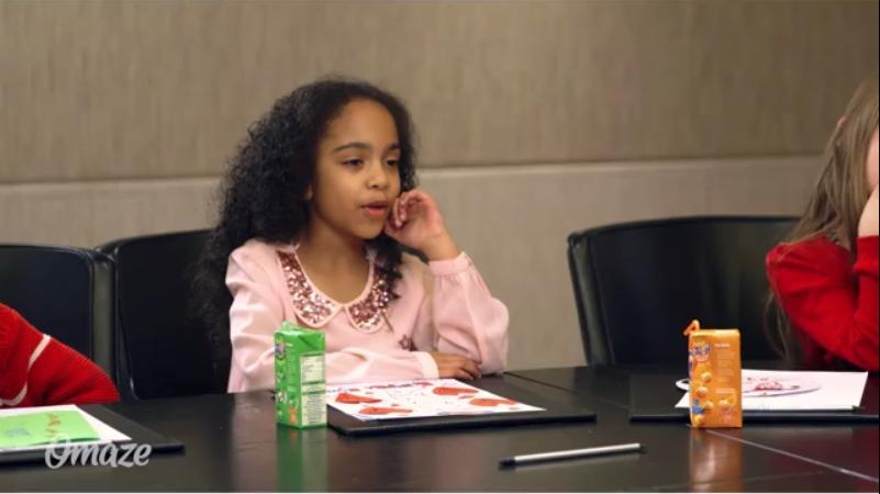 Idris Elba Valentines Kids