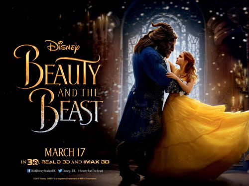 disney, beauty and beast