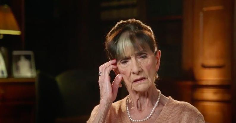 June Brown hair