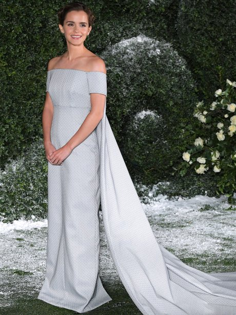 Emma Watson channels her inner princess at the Bea