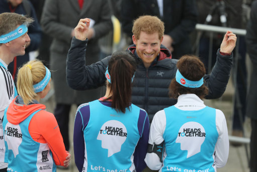 prince harry in gateshead