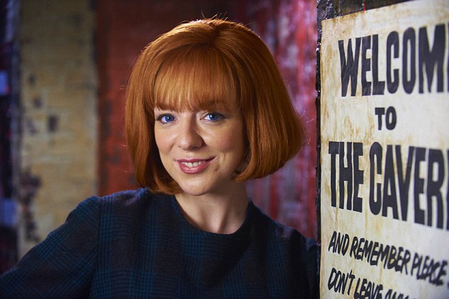Sheridan Smith as Cilla Black ITV Cilla