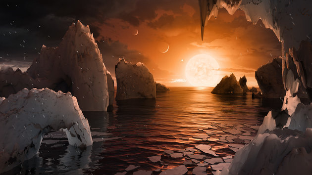 Take A 360° Tour Around The Planet NASA Thinks Cou