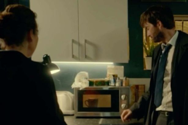 Broadchurch tea making