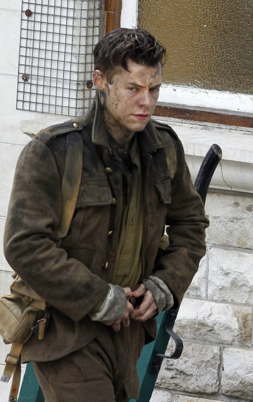 Harry Styles Dunkirk full length