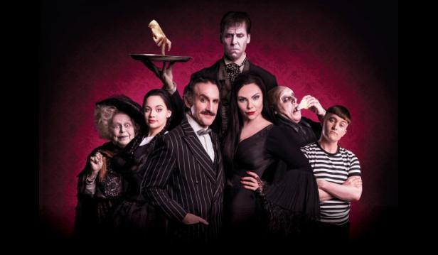 The Addams Family UK