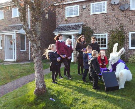 Heart Angels: Cadburys street surprise