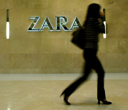 Zara store two