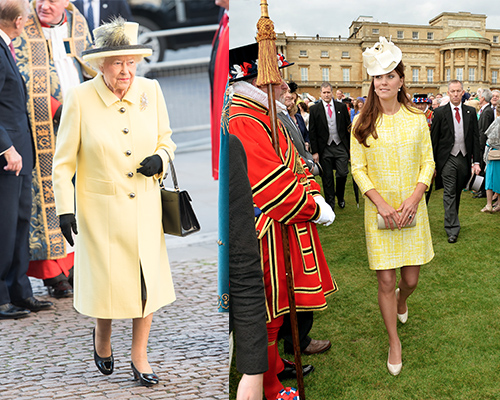Kate Middleton royal style inspiration