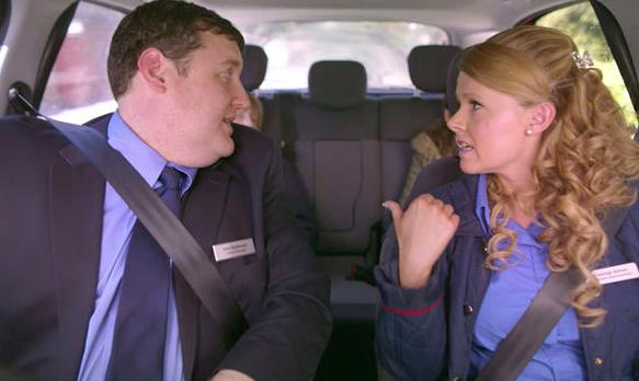 Peter Kaye's Car Share