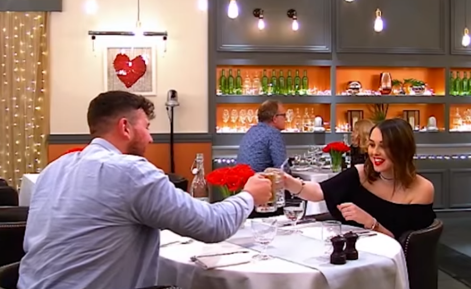 Cancer Survivor's 'Perfect Ending' On First Dates