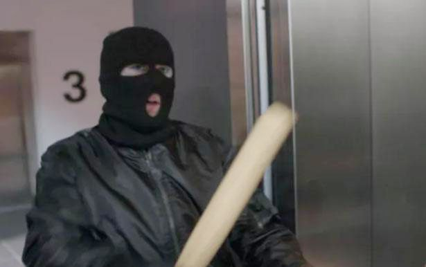 Martin Compston Hints At Balaclava Man's Identity