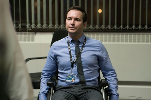 Line Of Duty fans left shocked as Balaclava Man twist revealed