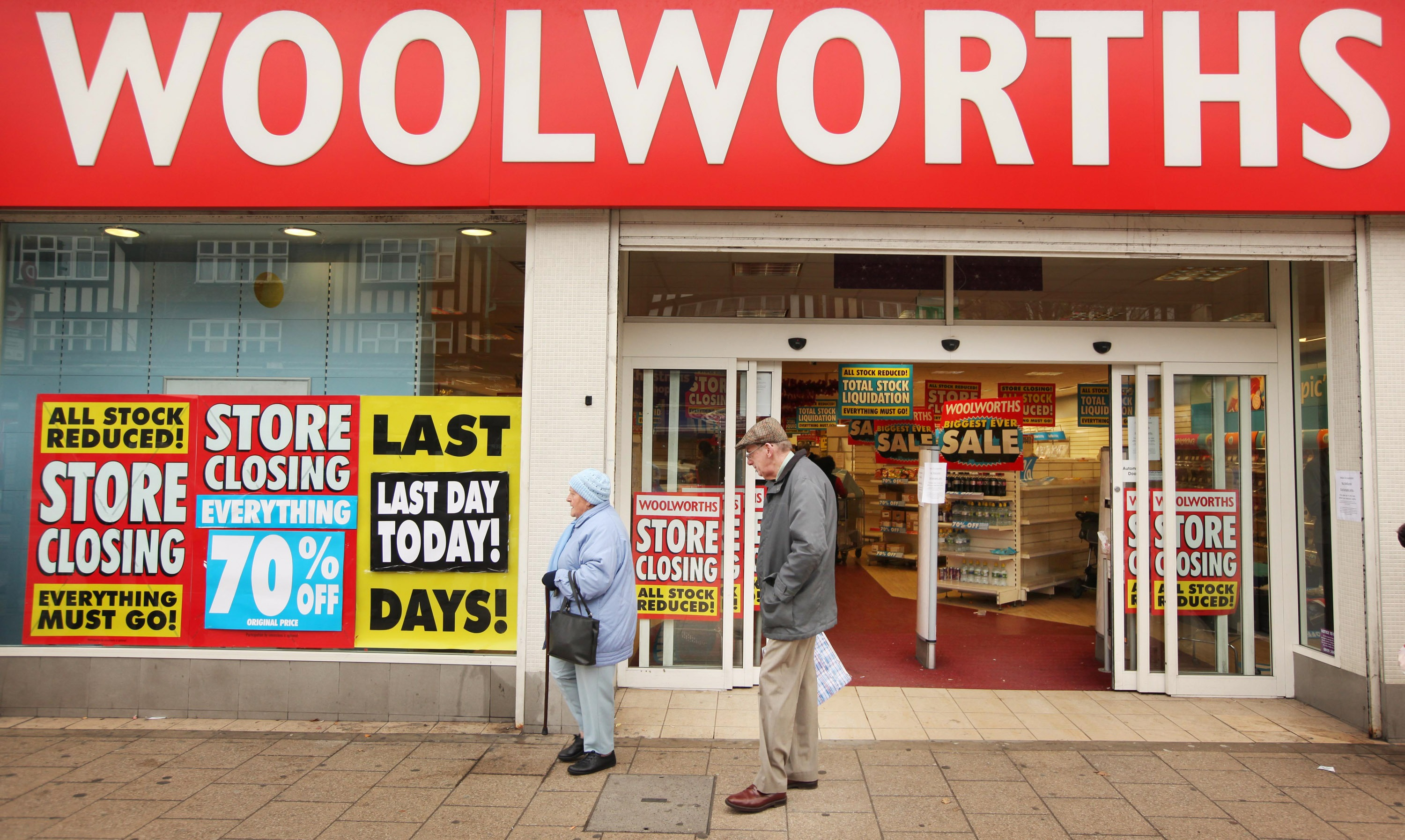 Woolworths Might Be Returning To High Street