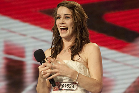 Lucie Jones Eurovision