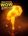 Fire image for WOW circus