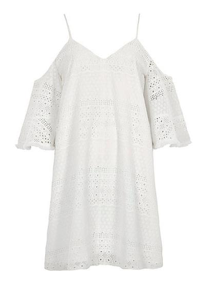 Broderie Anglaise Summer Trend