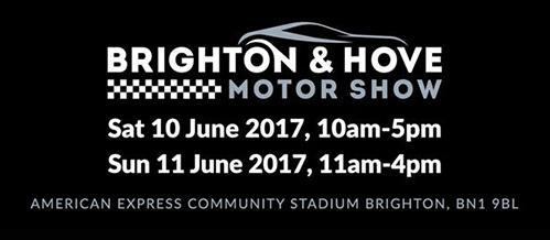 Brighton & Hove Motor Show Details