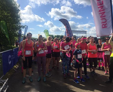 Race for Life Rother Valley 2017