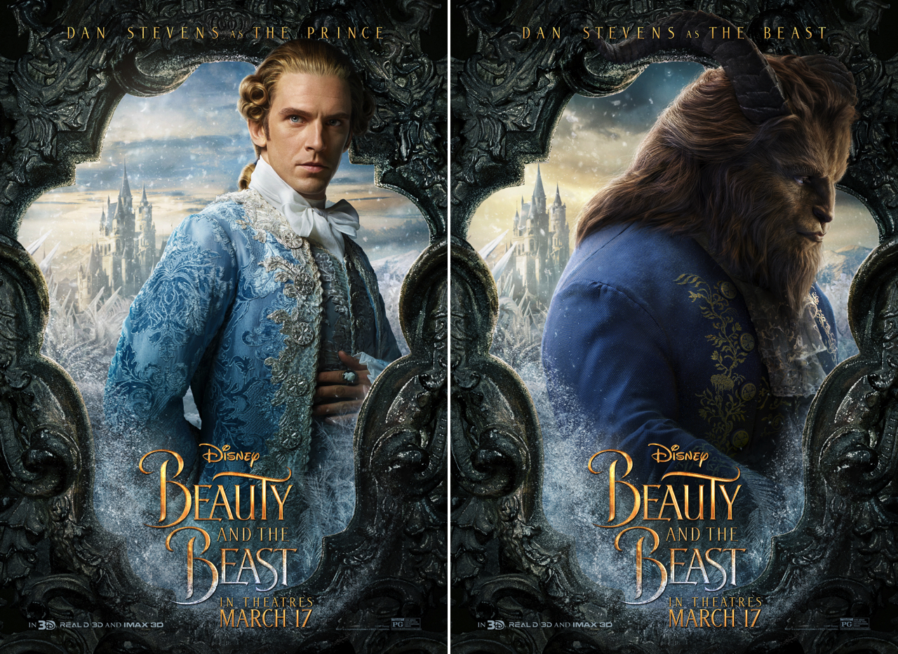 Beauty and the Beast Dan Stevens