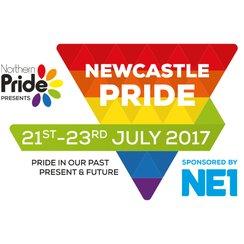 Newcastle Pride Logo 2017
