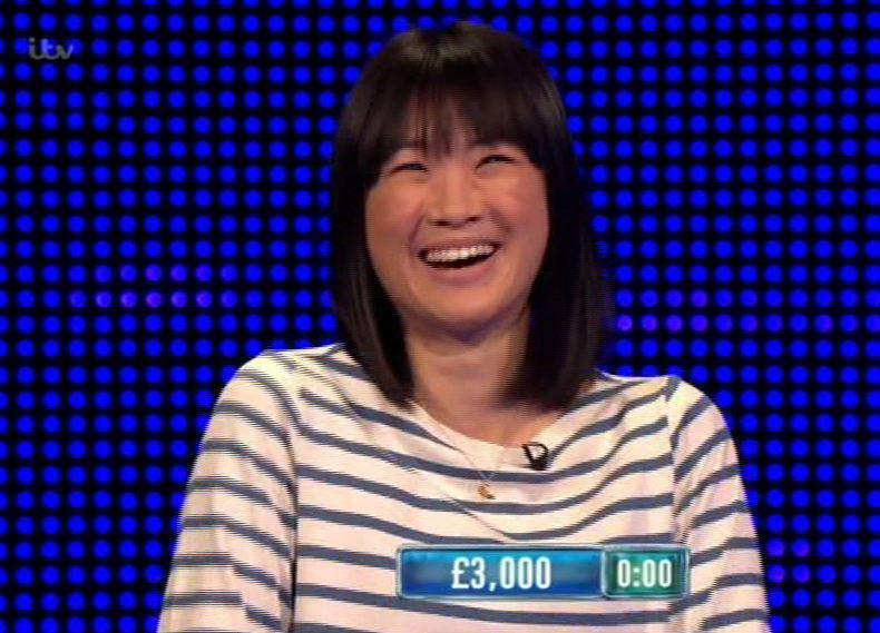 The Chase innuendo question
