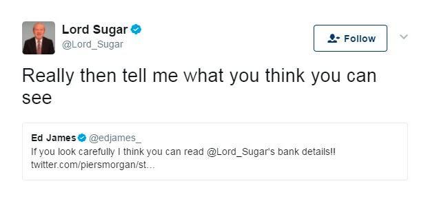 Alan Sugar 2