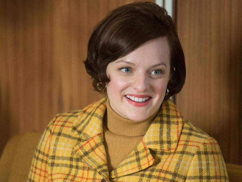 Elisabeth Moss Mad Men