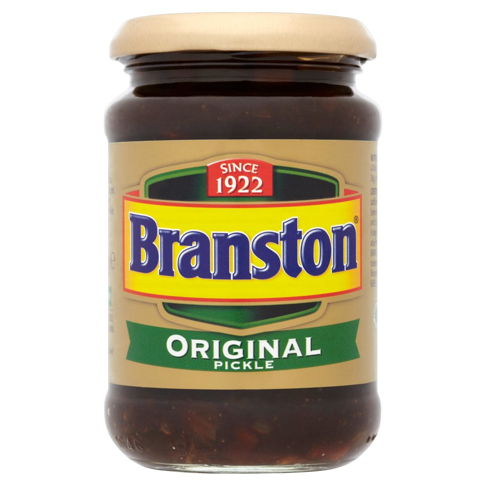 Harry Styles Branston Pickle Club