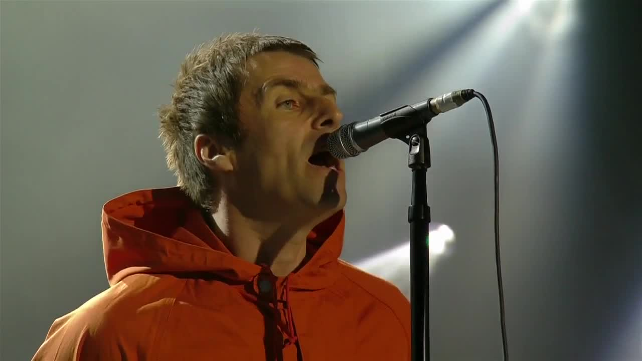 Liam Gallagher One Love 2017