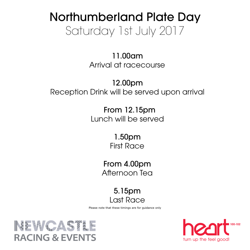 Plate Day 2017