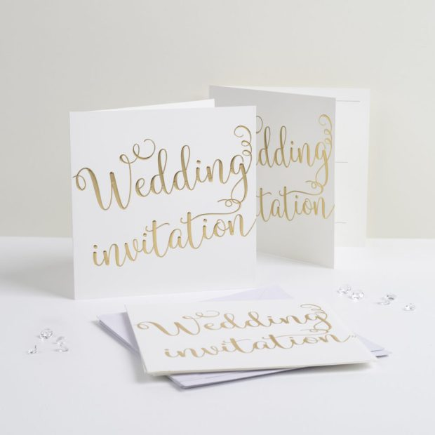 Poundland Wedding Decs