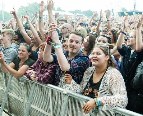 The Crowd at Isle of Wight Festival 2017