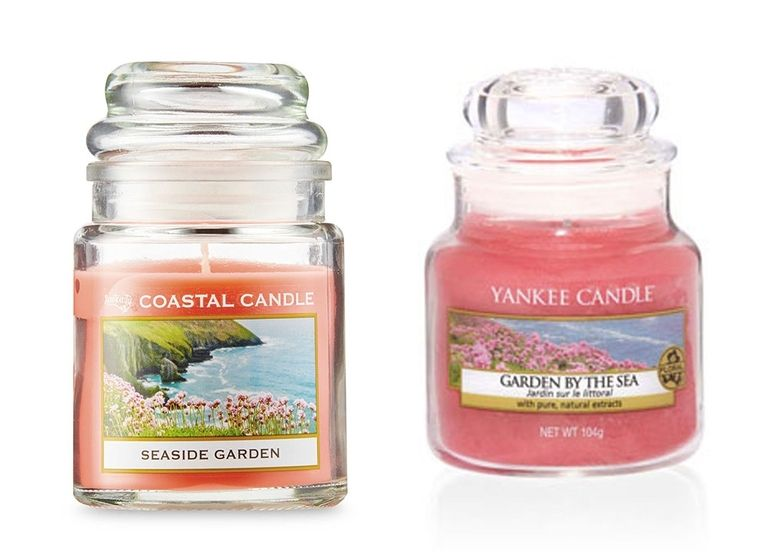 Aldi Yankee Candle dupes