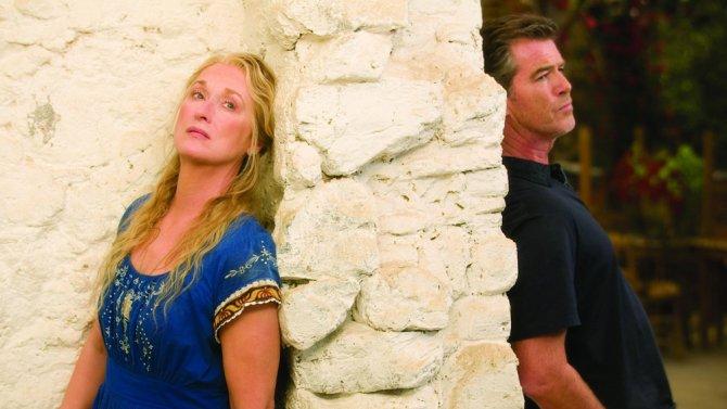 Meryl and Pierce