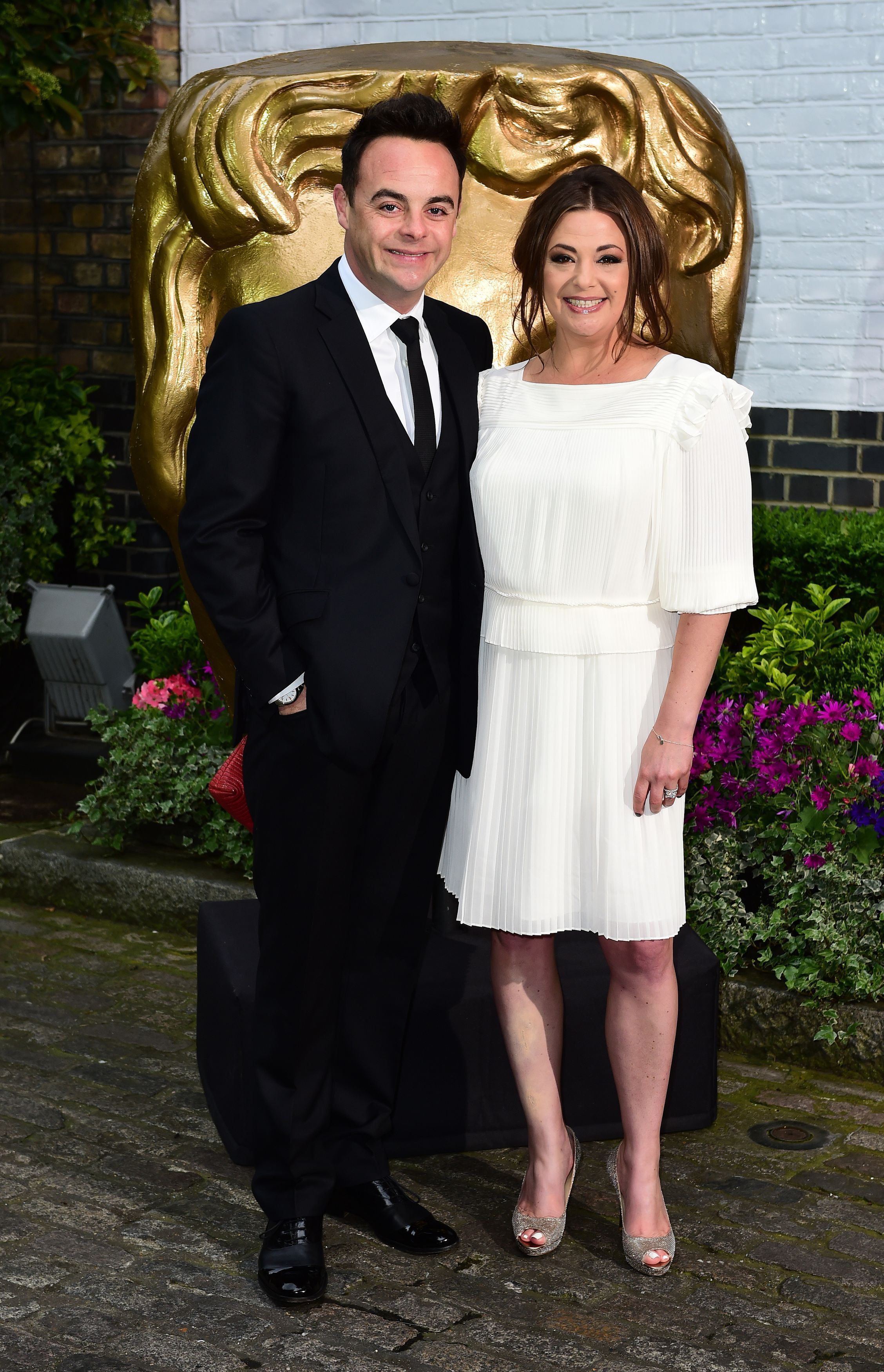 Ant McPartlin and Lisa Armstrong 2015