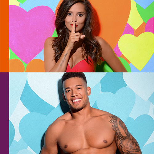 Love Island Newbies