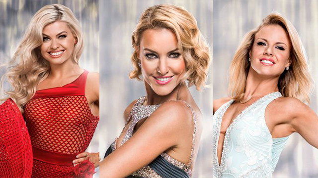 Strictly Professionals Leaving