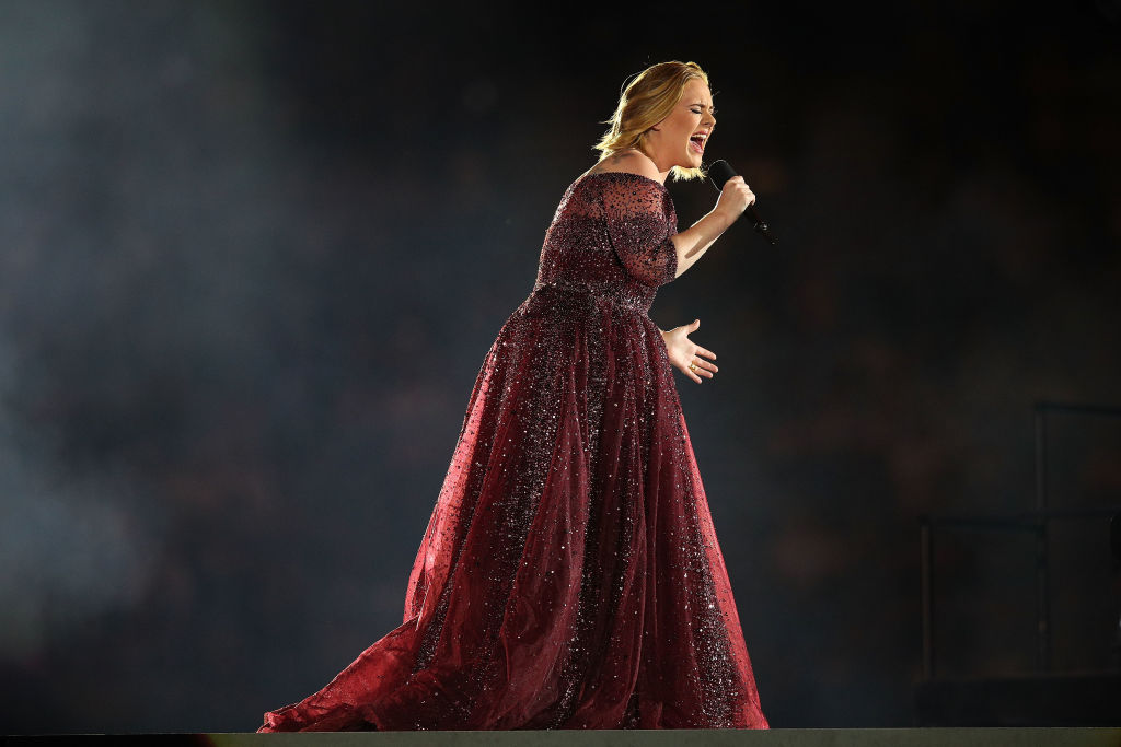 Adele Cancels Wembley Shows
