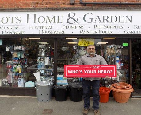 Heart Hertfordshire Hero Awards - Radlett