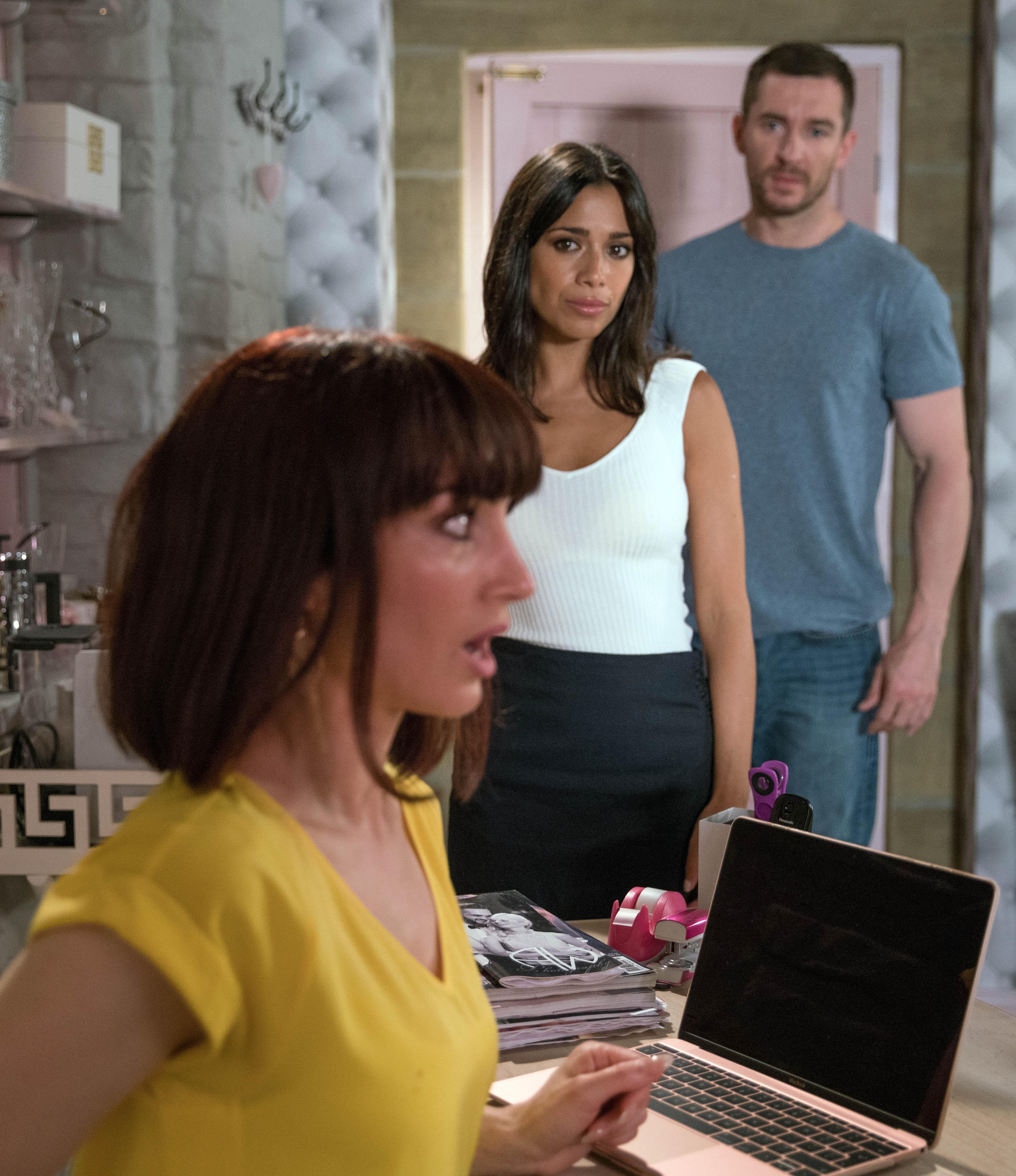 Emmerdale's Leyla Plans Sweet Revenge As She PROPO