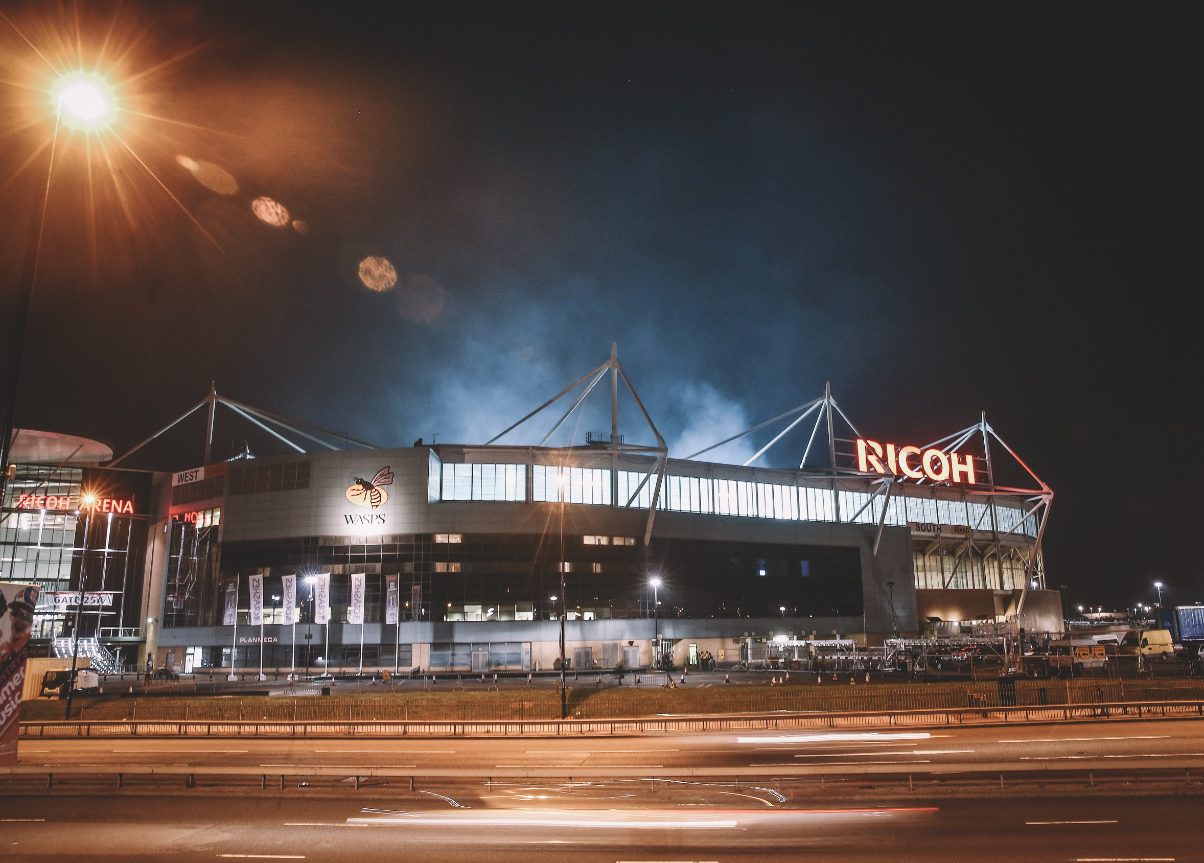ricoh Arena Commonwealth
