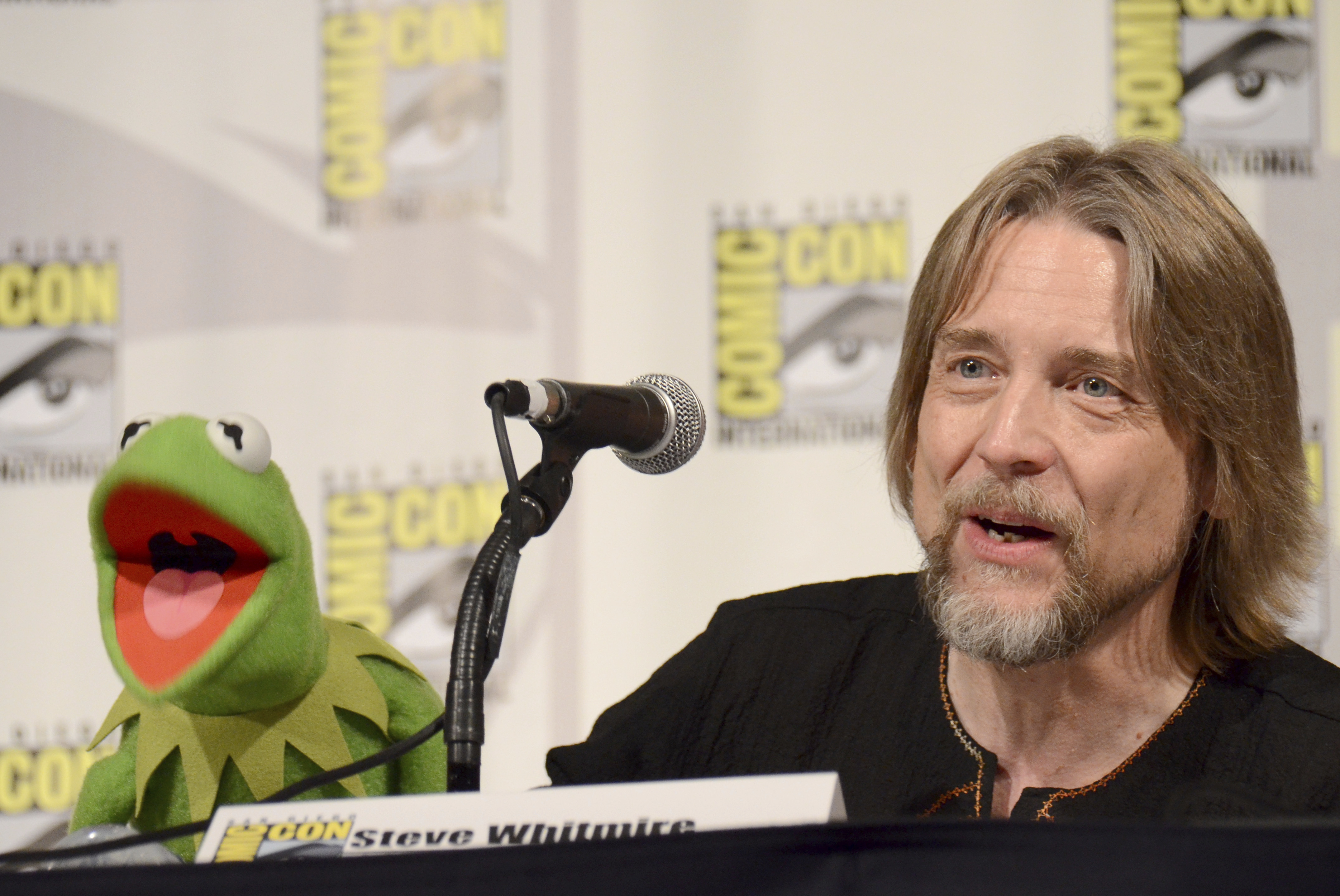 Steve Whitmire quits voicing Kermit the Frog