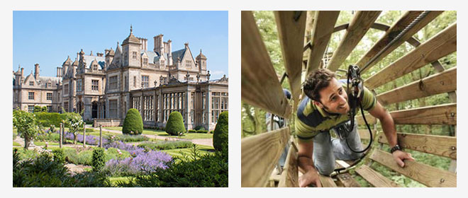 Stoke Rochford - Adventure