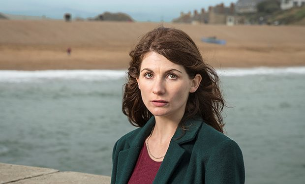 New Dr Who is Broadchurch actress