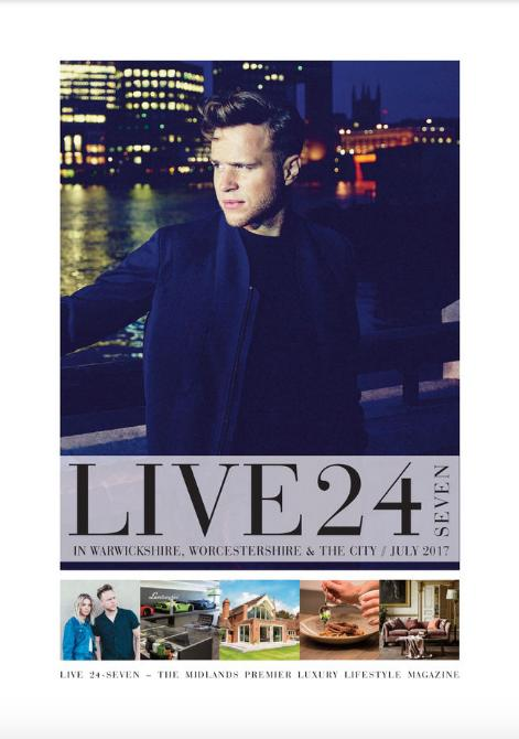 Live 24 Seven July Issue 2017