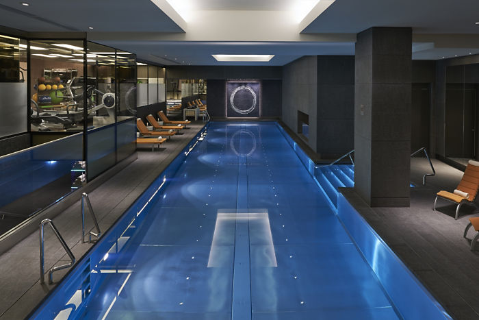 Mandarin Oriental Spa London